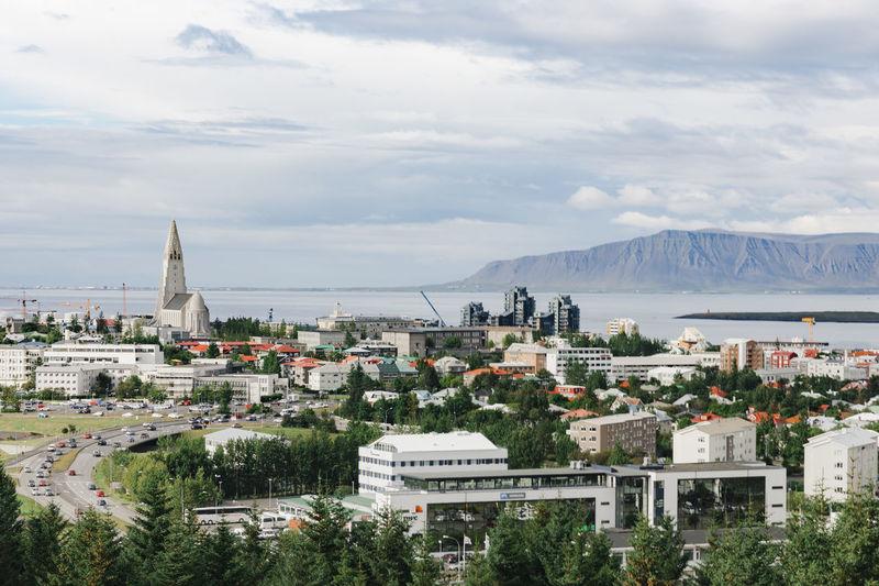 Reykjavik in