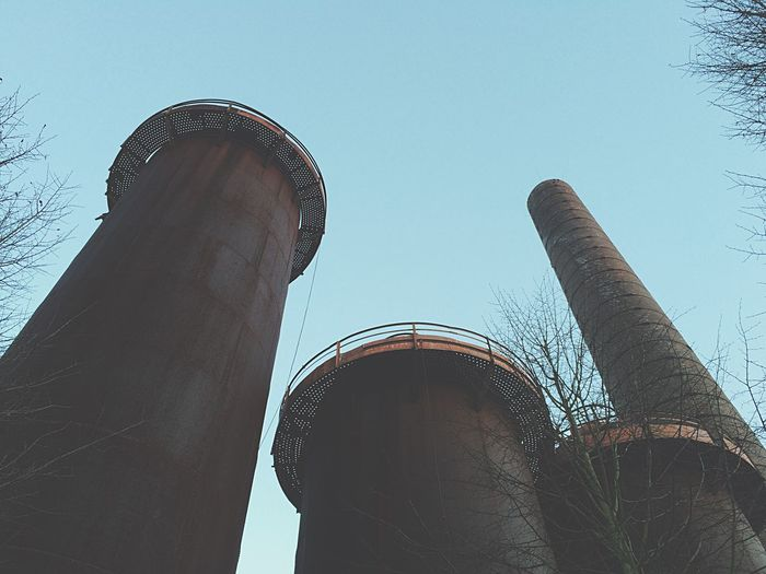 Die vier Türme Taking Photos Photography Street Photography Streetphotography Urban Urban Geometry Neunkirchen Saarland Factory Tower