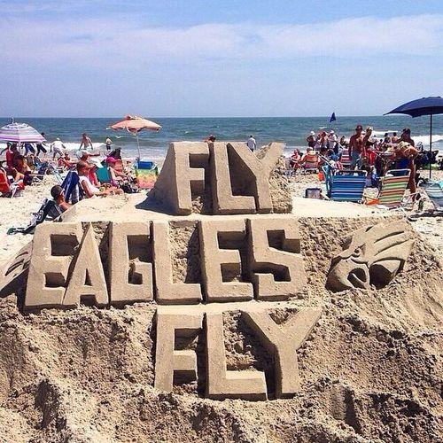 Ocean City Philadelphia Eagles