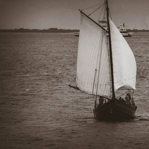 Amrum Boot Segeln Sailing Photooftheday Photographieislife Photographie  Nordsee Meer Bnw_society Bnw Bnw_captures Nocolor Canon Kitlense 100D TBT  2015