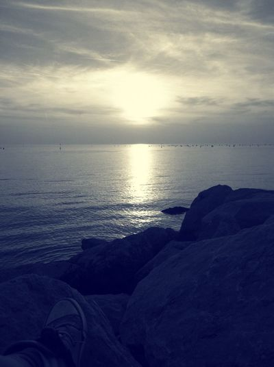 Peace And Quiet Beachphotography Sea Sunset_collection