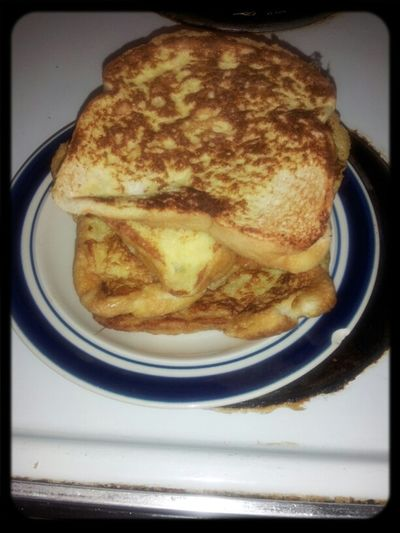 French Toast .