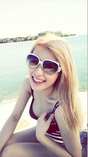 Bikini Suntanning Summer Privateyacht Holiday