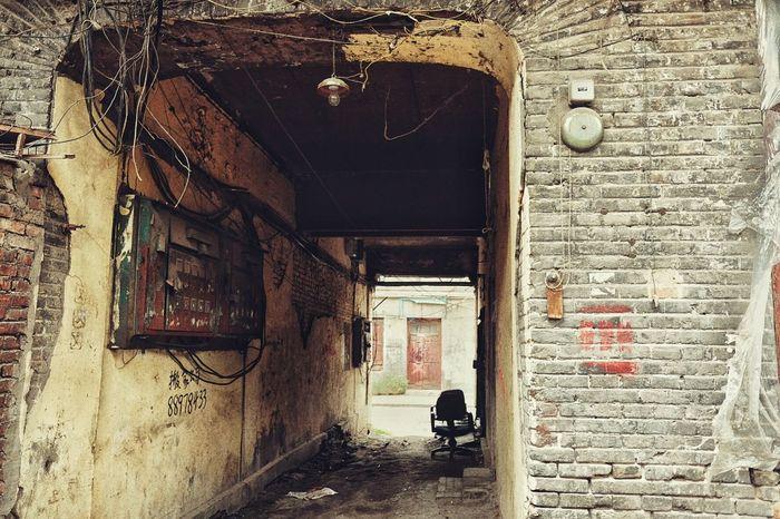 哈尔滨道外北二道街11 Street Photography Street Documentary Photography Documentary Old Buildings Buildings Harbin China 哈尔滨