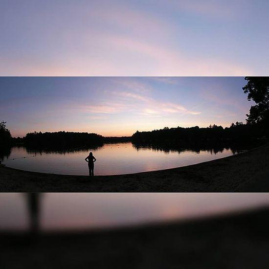 Take me back to summer please😩😧 Likeitup Likeforlike Tflers Tagsforlikes Nature Trees Lake Sunset Samsung Gs5 Photography Artbasel