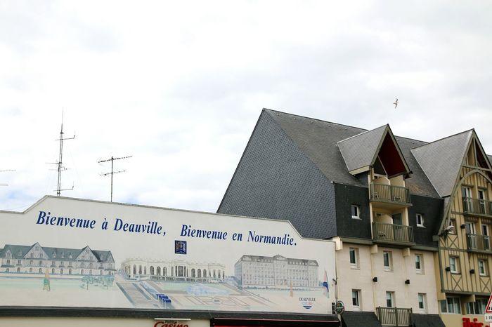 Architecture Architecture_collection EyeEmBestPics Deuvilletrouville Being A Tourist EyeEm Best Shots Trouville, Deauville Deauville Normandy Normandie