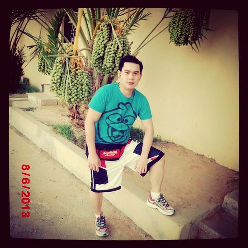 jogging time....