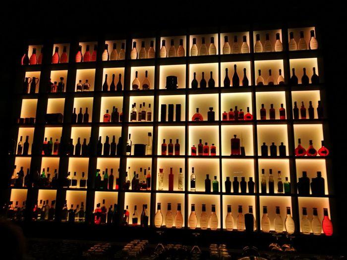 nice bar in Lisabona Bar Bottles Collection Bottle Art Bottle Wine Bottle Shelf Alcohol Indoors  Variation Abundance Wine No People Drink Choice Large Group Of Objects The Creative - 2018 EyeEm Awards