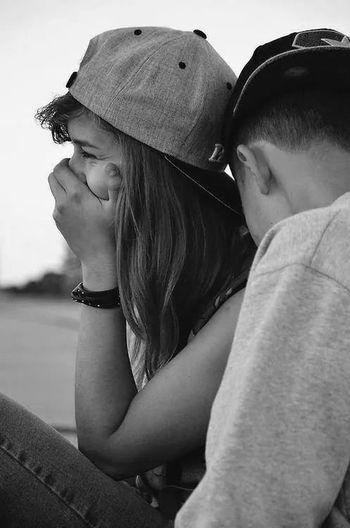 Love ♥ Boy Friend That Girl Relaxing *-*