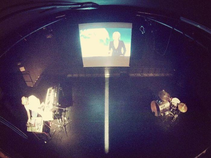 On stage Berlin Stage Concert Improvisation