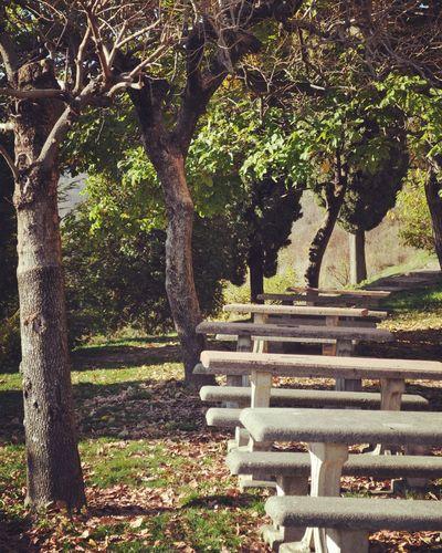 каменные столы