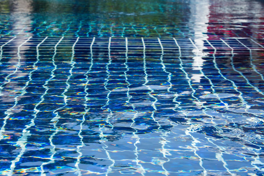 Blue swimming pool texture background Blue Wave Mosaic Pattern, Texture, Shape And Form Refreshment Relection On Water Swimming Textured  Travel Water Reflections Backgrounds Blue Healthy High Angle View Outdoors Pattern Patterns & Textures Pool Rippled Sport Surface Swim Swimming Pool Travel Destinations Water Waterfront