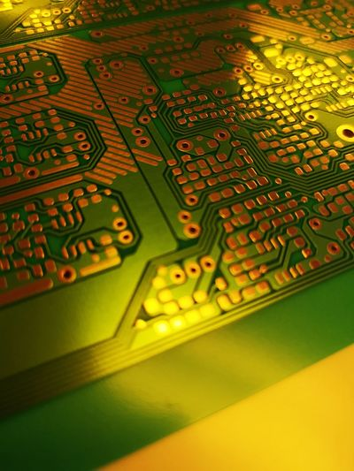 printed circuit board PCB, the back bone of all electronics. Beautyful  Art Circuit Design PCB Pcb Board Pcb Industry Printed Circuit Board Printed Circuit Printed Circuit Boards Printed Circuit Board Layout Beauty Of Technology Electronics  Electronics  Green Printed Wiring Printed Wiring Board Pwb Circuit Pattern Cipper Pattern Key Of Electronics Products Manufacturer Mother Board Technology Science Complexity Electronics Industry Yellow