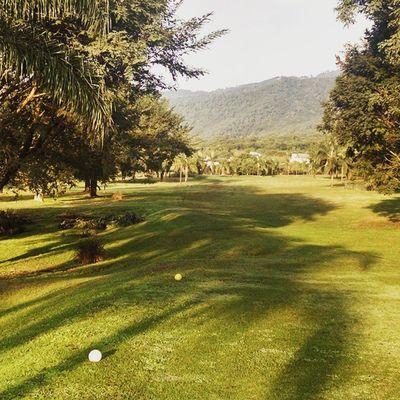 Tee del 1 Lasyungas Golf Tucumán