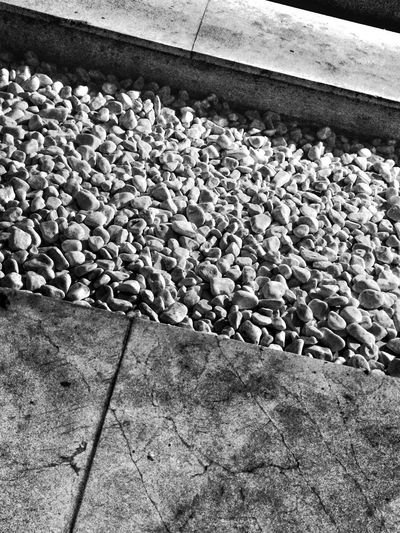 Black&white Pebbles Stones Textures And Surfaces Shades Of Grey