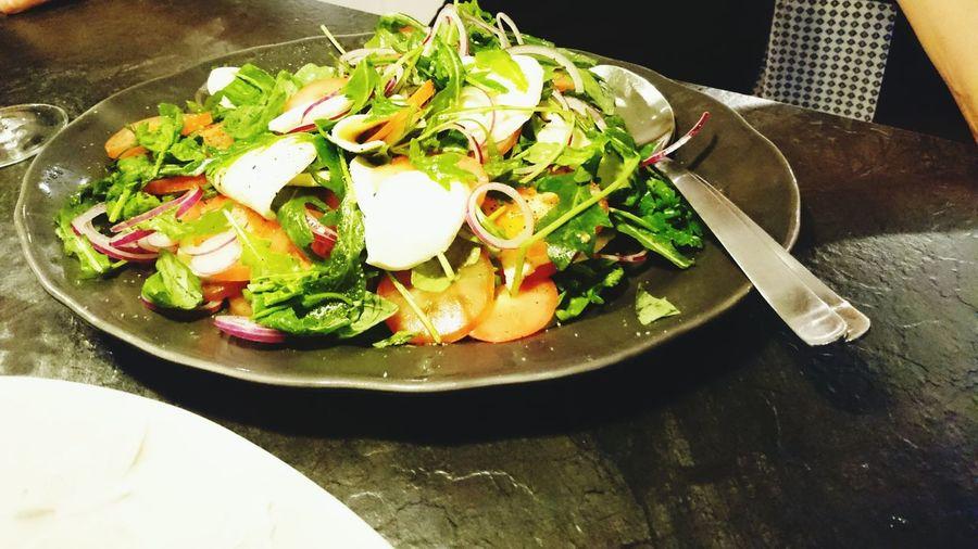 Sallad Food And Drink Food Salad Healthy Eating Vegetarian Food Freshness Vegetable First Eyeem Photo