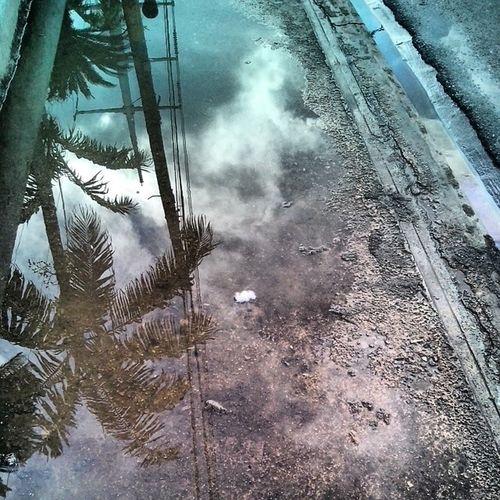 Reflejo. Water Rain