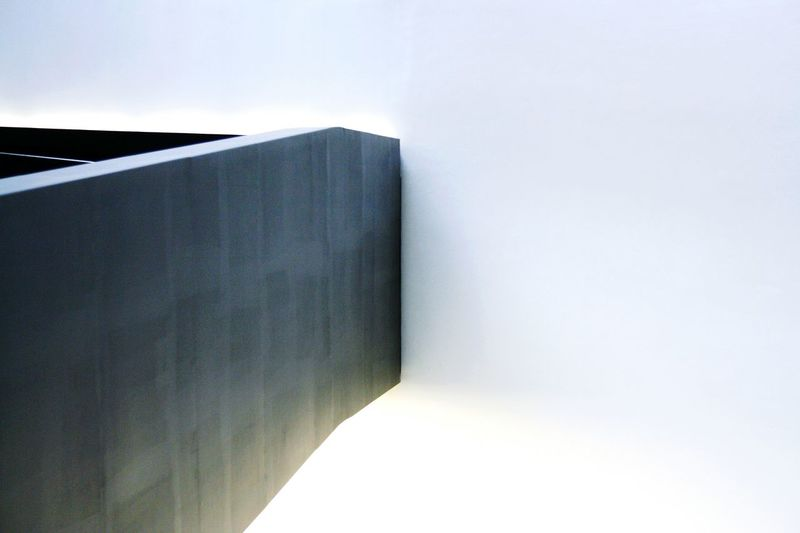 Indoors  No People Architecture Art MAXXI Futuristic Maxxi Museum MAXXI Roma MAXXI Museum Rome Italy Curve Modern Black Color