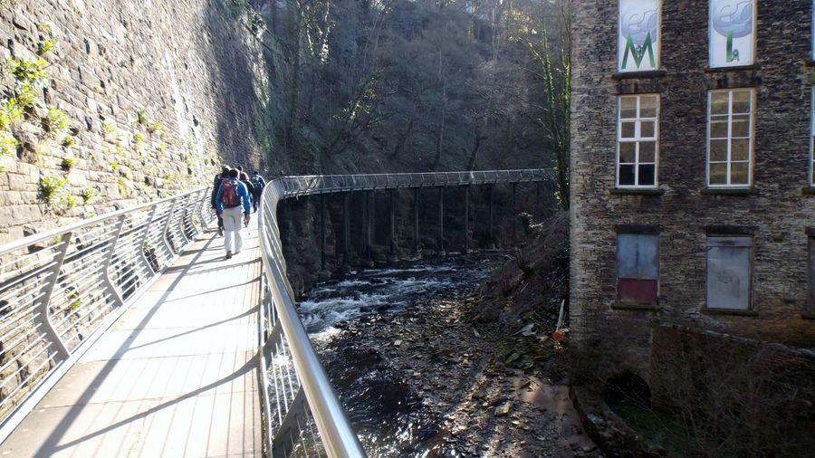 Eiver Outdoors People Recreation  Walkway