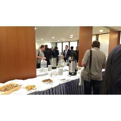 Кофебрейк InterSystems Symposium