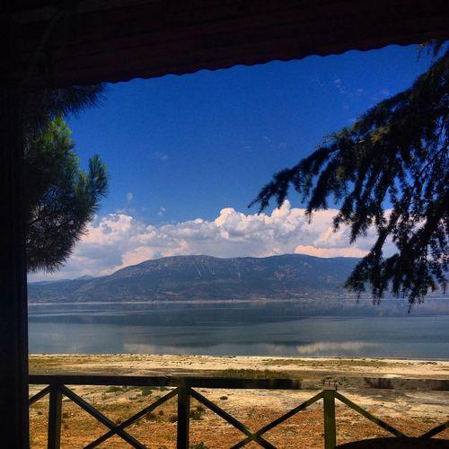 Burdur Gölü... Swimming Relaxing Hello World