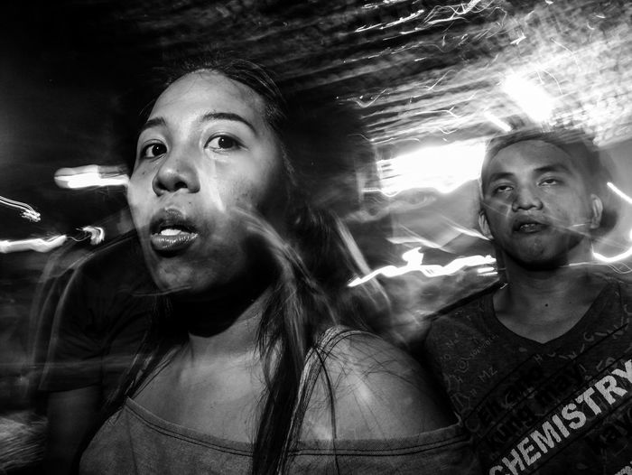 Blackandwhite The Week on EyeEm EyeEm Best Shots Street Photography Togetherness Headshot Looking At Camera Men Close-up The Street Photographer - 2018 EyeEm Awards Streetwise Photography