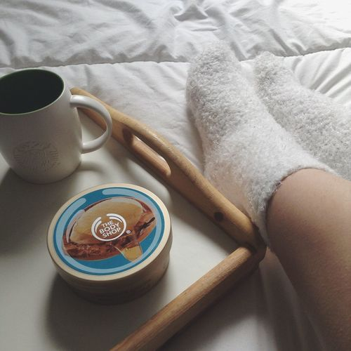 Jambes Socks Hydration Thebodyshop Mug Starbucks ☕️💕