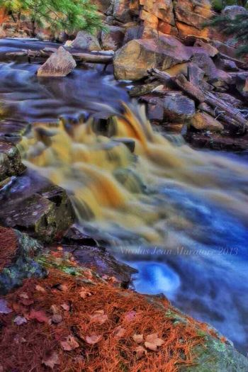 Waterfall Longexposure Canon NJMphotography Colors Nature Northernontario Colours Water Throwback