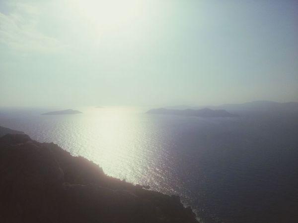 Rhodos Rhodes Seaside Mediterranean Sea