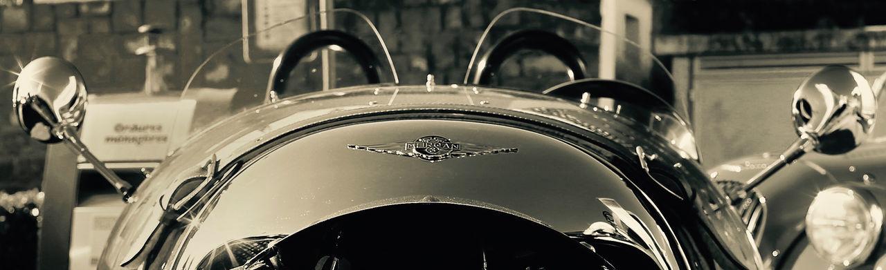 Morgan grille Classic Car EyeEm Morgan Morgansportscar The Week On EyeEm Blackandwhite Car Close-up Convertible Car Front View Sportscar Vintage Cars