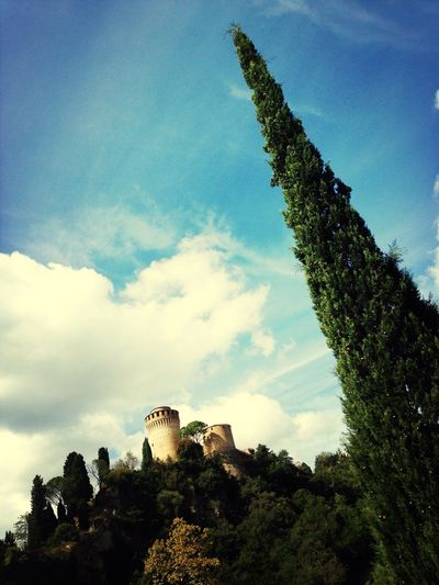 Castle Tower Medieval Brisighella