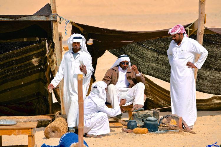 Beduin Casual