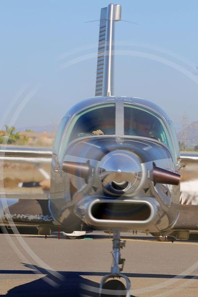 Airplane Close-up Day Outdoors PAC 750 XL Propeller Silver Plane Transportation
