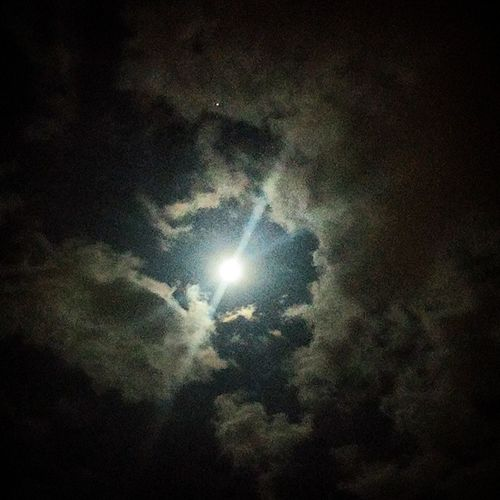 Full Lum on Siesta beach Siestakey Siestabeach Skyporn Pureflorida moon nightsky bestofinstagram srq FLA Sarasota