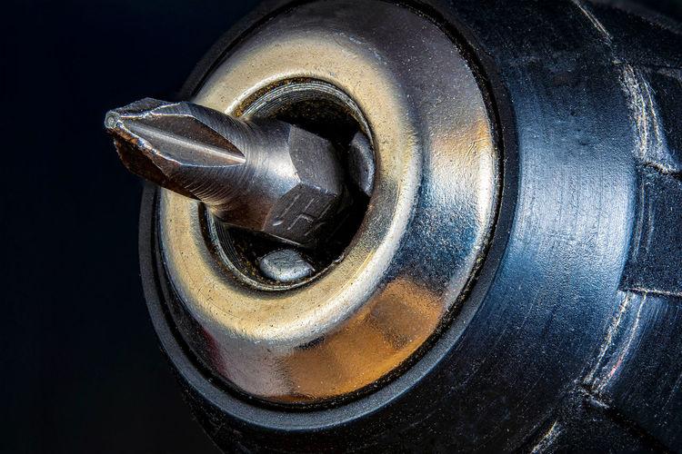 Metal Close-up