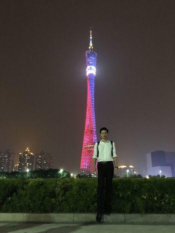 Guangzhou Guangzhou Tower & That's Me