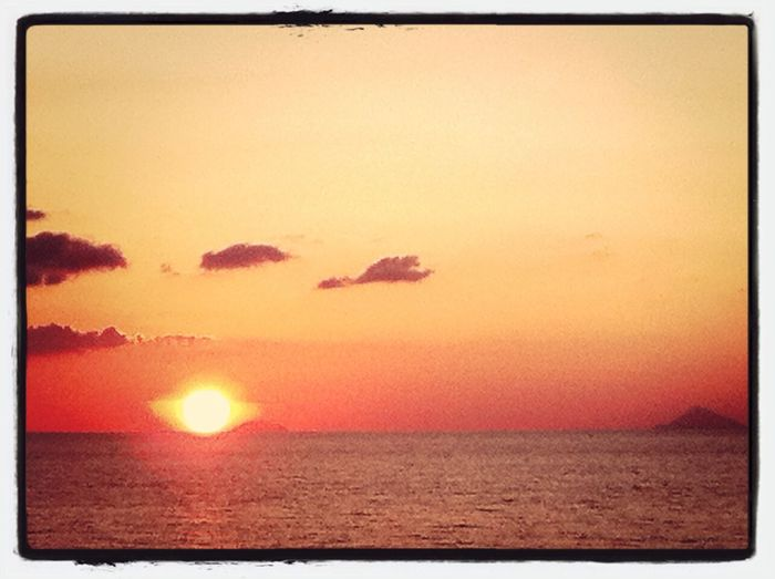 Sicilian Sunset Sky_ Collection
