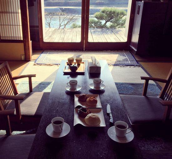 鴨川 町屋 町家 京都 綺麗 静かな 家族