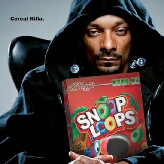 Yesssssss! Cerealmusic Snoopdogg