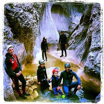 Carruaca Guara Huescalamagia Chiquibarranco canyoning sierraycañonesdeguara descubrehuesca descensodebarrancos