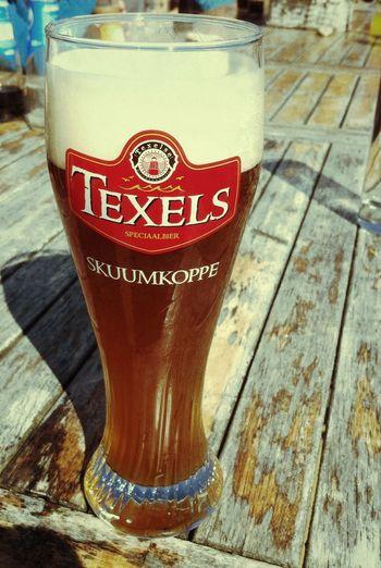 Texel  Drinking Bier Strand Enjoying Life OpenEdit
