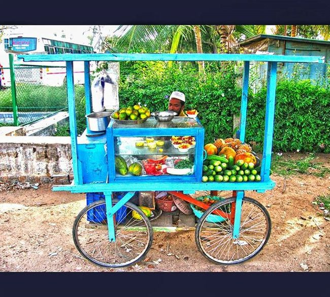 Through my lens 😃 photography MyClick Travelling Tamilnadu India Road Man Vegetables Sweets Shop Alone Happy Canon CanonDSLR Canon600D Love PhotographyLove Wanderlust Trip Love