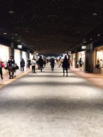 Overwhelmed Quality Time Shopping Fukuoka City  Hakata