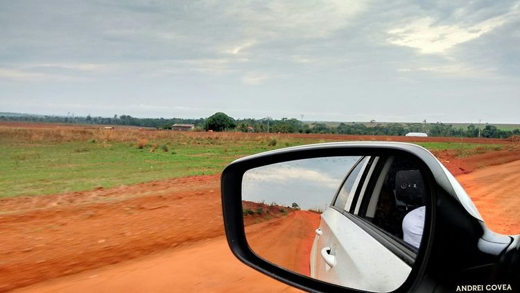 Série: Aventuras - estrada bahiana de Lucas a Juara - Mato Grosso Na Estrada Estradas Estrada Terra