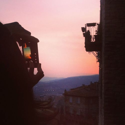 """The photos thief"" Sunset Silhouette Enjoying Life I Am The Devil ..."
