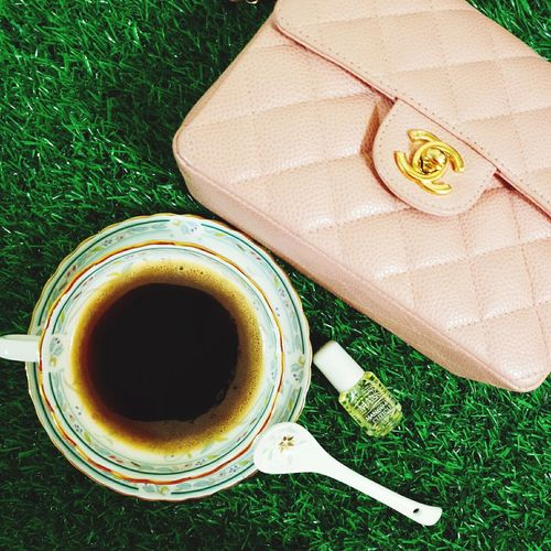Take A Break Coffee ☕ Coffeefirst Chanel❤ Chanelbag