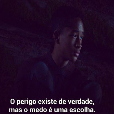 The danger really exists but fear is an option! Afterearth Filma ÇO
