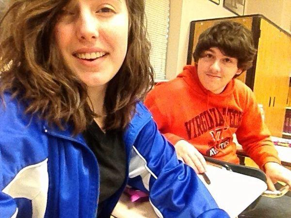 Chandra & I :)