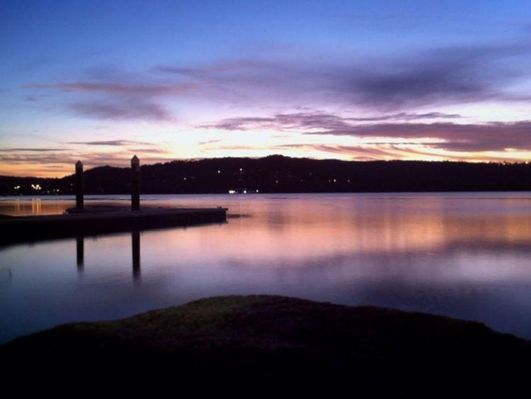 Blue Hour #sunset #sun #clouds #skylovers #sky #nature #beautifulinnature #naturalbeauty #photography #landscape
