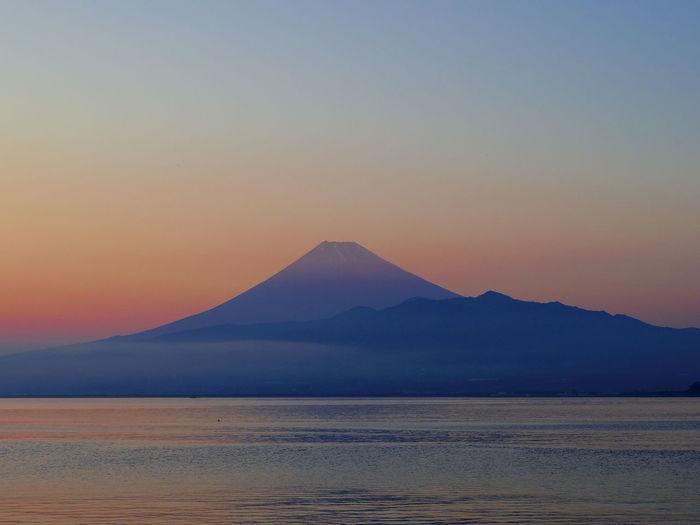 Mt. Fuji sunset First Eyeem Photo
